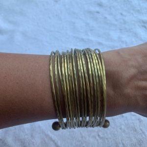 Cuff Bracelet• statement piece